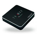 Tv Box Blackpcs Black Eo104k-bl Estándar 4k 8gb Negro Con Memoria Ram De 1gb