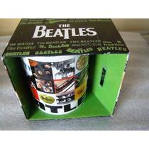 Tazas Originales De Colección The Beatles Varios Diseños