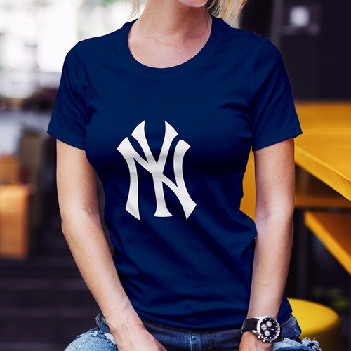 Playera New York Yankees Baseball en venta en Cuautitlán Izcalli ... a24336e9280