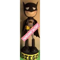 Centro De Mesa Batman Recuerdo