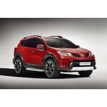Barras Porta Equipaje Rav4 Toyota 2013-2015