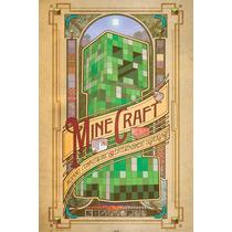 Minecraft Cartel - Computronic Maxi Enredadera Mojang Cult