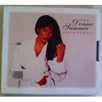 Cd Doble Donna Summer The Anthology De Coleccion Para Fans