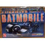 Batimovil 1989 Tin Burton Armar Amt 1/25 Batman Con Display