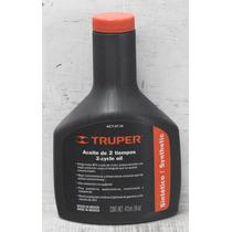 Aceite De 2 Tiempos De 473 Ml Truper Act-2t-16