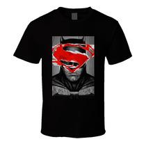 Playera Batman V Superman Dawn Of Justice Original Importada