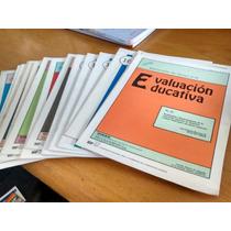 Evaluación Educativa - Varios Números