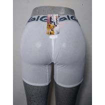 Boxer Long Tull Blanco Transparente 808 Gigo G