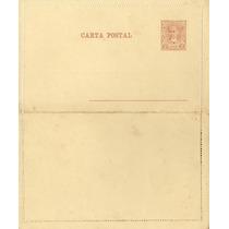 Ta8-tarjeta Postal Argentina 2 Cent.muy Antigua Sin Usar-vv4