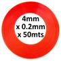 Cinta Adhesiva Doble Cara Transparente 4mm 50mts, Celulares.