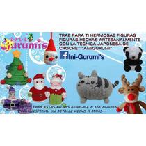 Amigurumis Crochet Pokemon Kawai Navidad