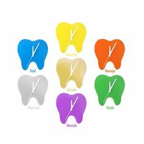 Reloj De Pared Para Odontólogo Regalo Dental Dentista