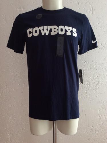 4a1576c21 Playera Tee Dallas Cowboys Dri Fit Marca Nike Nfl 2018