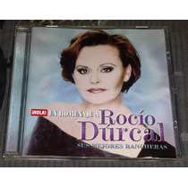 Cd Rocío Durcal Sus Mejores Rancheras