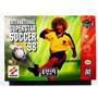 International Superstar Soccer 98 Nuevo N64 - Nintendo 64