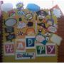Pack De Letreros Y Accesorios Photocall Para Fiestas