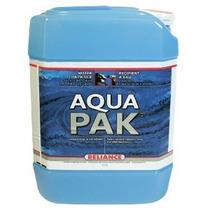 Reliance Productos Aqua-pak 5 Galones De Agua Del Envase Ríg