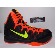 Nike Zoom Whitout A Doubt Black Red (numero 8.5 Mex) Astro