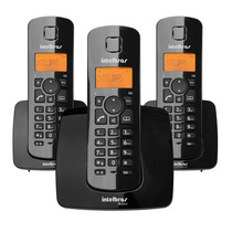 Teléfono Inalambrico Con Identificador De Llamadas