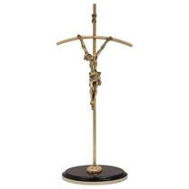 Cristo, Cruz, Crucifijo. Chapa De Oro $231.00
