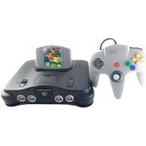 Venta De Consola Nintendo 64 Con Super Mario 64