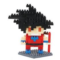 Dragon Ball Z Miniblocks - Figura De Goku