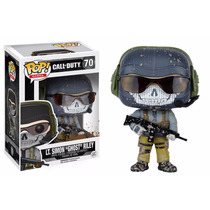 Lt. Simon Ghost Riley Funko Pop Brutus Frank Call Of Duty