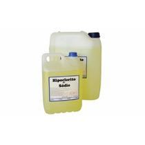 Hipoclorito De Sodio 23% Superconcentrado 20 Litros
