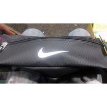 Cangurera Nike Modelo Brasilia Negra