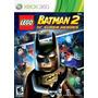 Lego Batman 2 Dc Super Heroes Xbox 360 Nuevo Citygame Ei