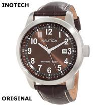 Reloj Nautica N13605g Original Inotech