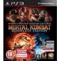 Mortal Kombat Komplete Edicion Ps3 En Español Paselinea