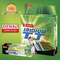 Bujia Iridium Tt Ik20tt Para Renault Clio 2002-2004 1.6 4-c