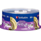 Dvd  Verbatim Lightscribe 16x 4.7gb 25 Piezas # 96432 Full