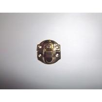Broches Metalicos Para Cajas De Madera(10 Piezas)