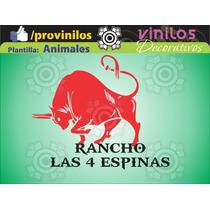 Vinilos Decorativos Con Tematica De Animales