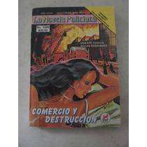La Novela Policíaca Wanda Seux- Comercio Y Destrucción #1390