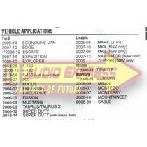Base Frente Estereo Ford Freestar 2004-2007 Hf0580dd