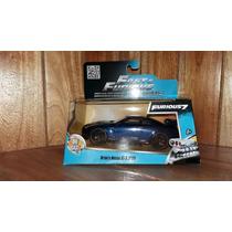 Nissan Gt-r R35 Auto Brians Rapido Y Furioso Jada Toys 1/32