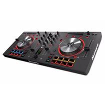 Numark Controlador Mixtrack Virtual Dj Blakhelmet Sp