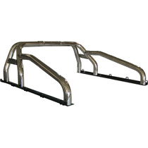 Barra Roll Bar Para Camionetas Pick Nissan Etc.