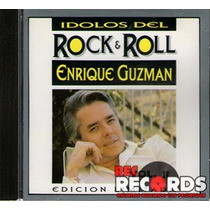 Enrique Guzman, Idolos Del Rock & Roll Vol. 2, Orfeon 1996