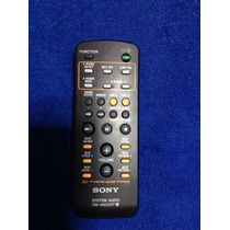 Control Para Estéreo Sony Rm-amu007