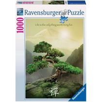Ravensburger Rompecabezas Arbol De La Vida Zen Baum 1000 Pz.