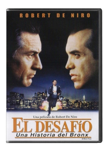 El Desafio Una Historia Del Bronx Robert De Niro Dvd