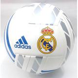 49161504 Balón adidas Real Madrid Bco/turquesa No. 5340.37