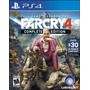 Ps4 Farcry 4 Complete Edition Compatible Con Playstation 4