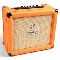 Amplificador Combo Orange Crush Cr35rt Transistor, Nuevo