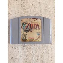 Zelda Ocarina Of Time N64 Nintendo 64 Presstart Games