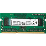 Memoria Ram Ddr3l 4gb Laptop 1600 1.35v Kingston Kvr16ls11/4